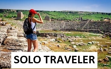 solo-traveller